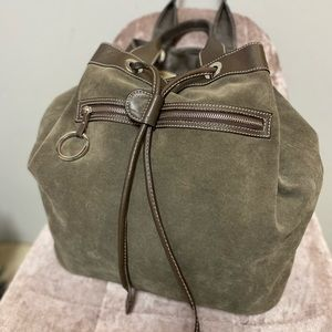 "Fairchild Baldwin Carribou rucksack. 16""X29""X 8"""